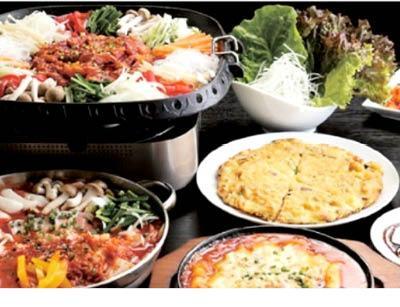 韓国風家庭料理の店 かしわだいにんぐ