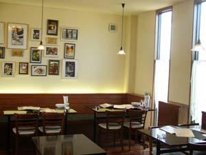 イタリア料理 ミラノ食堂 戸祭店