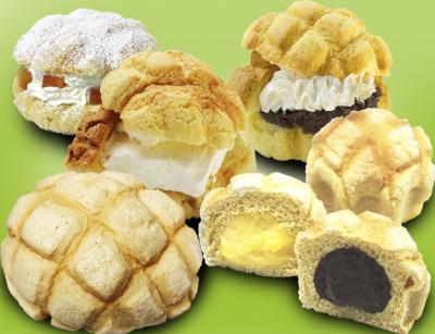 1度はたちよってみたいメロンパン屋 熊谷店